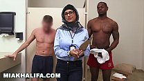 MIA KHALIFA - My Ultimate Interracial Big Dick Challenge thumbnail