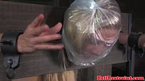 Breath play treament to stocked sub