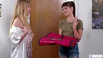 GIRLSWAY - Roleplaying lesbian couple - Riley Reid, Ivy Wolfe