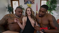 Jillian Janson First BBC DP only here for LP members to enjoy this girl is a superstar and she took it like one!!! AA009 - LegalPorno