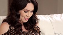Mother In Love  RayVeness and Gracie Glam Lick racie Glam Licking Each Other Ou