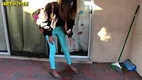 New girls pissing their pants in public real wetting 2018 thumbnail