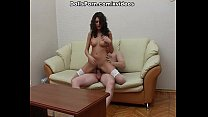 Stocking porn with a horny cutie thumbnail