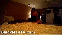 Black man massages white racist woman video