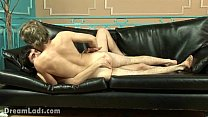 Horny twinks strip their clothes for some oral fun