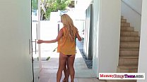 Teen Kennedy Leigh shares bf with hot cougar - 69VClub.Com