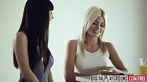 (April ONeil, Riley Steele) - When Daddys Away Scene 1 - Digital Playground