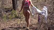 Download video bokep Fusion with nature in the outdoors. Blonde with... 3gp terbaru