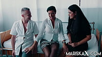 MARISKAX Dacada and Mariska share a big dick