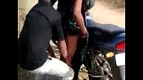desi couple having quickie by the road while friend films صورة