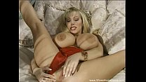 Image: Blonde Housewife Slut Plays With Pussy
