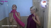 My Dirty Hobby - MaryHaze enjoys a hot threesome with Sandy Vorschaubild