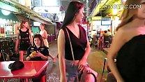 Thai Girls VS. Japanese Women [Red Light District, Sex & More!]