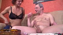 ▶▶ German Mature Cheat Husband with the Neigbor when he is on work ◀◀