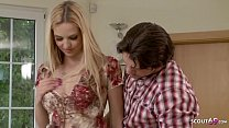 ▶▶ Ugyl Tiny Dick Guy in Heaven - He can Fuck a Perfect Teen ◀◀