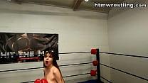 8883 Petite POV Boxing Girl Topless preview