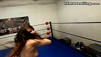10855 Petite POV Boxing Girl Topless preview