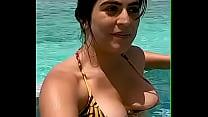 Shenaz Treasurywala nipple slip