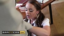 Big Tits at School - (Liza Del Sierra, Danny D) - Professors Got the Moves - Brazzers Image