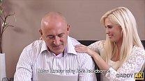 DADDY4K. Horny blondie wants to try someone little bit more experienced Vorschaubild