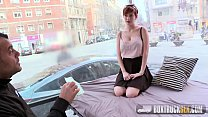 Download video bokep Hot Caomei Bala gets Paid to Strip Naked in Public 3gp terbaru