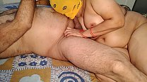 Bhabhi Sucked Cock Then Turned Husband Upside Down And Took Husband's Little Cock In His Big Bhos