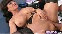 (lisa ann) Slut Girl With Big Wet Olied Butt Get Anal video-22 preview image