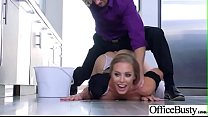 Office Sex With Busty Horny Sluty Hot Girl (Nicole Aniston) mov-20