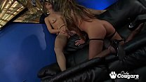 Isabella Sky & Mia Presley Give Each Other Screaming Orgasms