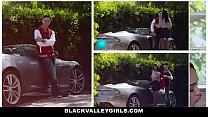 BlackValleyGirls - Identical EbonyTeens Fucked By Big Cock - 69VClub.Com