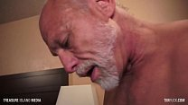 Silver Daddy Takes Hole Control