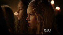 Caitlin Stasey masturbate cut-scene from the CW's REIGN
