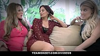BadMILFS - Horny Milf Shares Huge Cock With Friends preview image