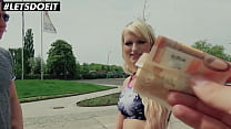 LETSDOEIT - Mika Olsson - Sexy German Blondie Make Some Cash This Afternoon By Fucking With Jason Steel