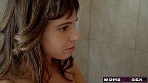 "Step Mom Showers Me - "" Make Sure To Get All The Nooks And Crannies"" S11:E9 - VideoMakeLove.Com"
