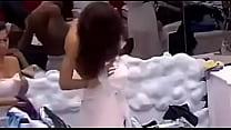 Mari Baianinha esquece das câmeras e fica nua BBB Image