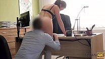 LOAN4K. Pleasurable sex for cash is a wonderful chance for brunette Frances Vorschaubild