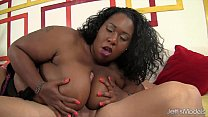 Big tittied thick black girl take long white cock Vorschaubild