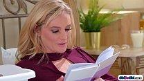 Stepmom reads stepteens dirty fantasies