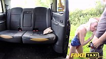 Fake Taxi Golden shower for hot lady followed by some kinky anal sex صورة