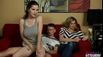Molly Jane fucks her Dad behind Moms back preview image