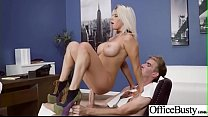 (Rachel RoXXX) Big Round Boobs Girl In Hard Sex In Office clip-27