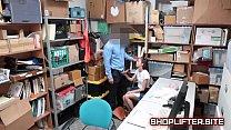 Case No 8459254 Shoplyfter Carolina Sweets ‣ pussy lickingvideo thumbnail