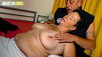 AMATEUR EURO - Dirty German Granny Karola Loves... thumb