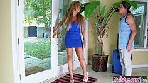 Twistys - (Capri Cavanni, Tyler Nixon) starring at Housesitter Surprise video
