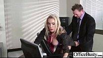 (devon) Busty Slut Girl Banged Hardcore In Office clip-12