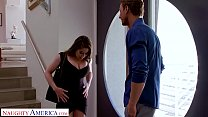 Naughty America - Sarah Williams (Bianca Burke) always picks the wrong man thumbnail