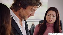 VIXEN Eva Lovia's most intense scene thumbnail