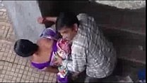 Indian Couple Caught On Cam video