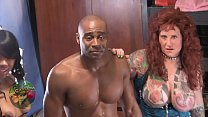 Black WidowXXX and Gorgeous fucks Hercules